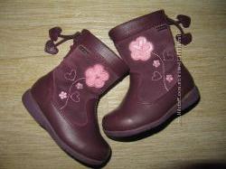 Start-rite Aqua-rite Англия 20- 21р. кожа ботинки чоботи сапоги