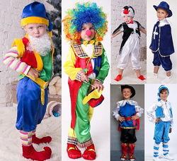 Костюм новый карнавал для мальчика 98-140 разные герои Украина фабрика.