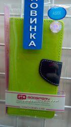 Износостойкий Чехол с кармашками на Samsung A500 A5 Внешний корпус эко