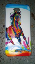 Силиконовый чехол HTC Desire 616  с рисунком