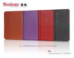 Кожаный чехол Yoobao для Samsung n8000 Galaxy Note 10. 1 Вся цветовая гамма