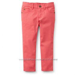 Очень красивие штанишки skinny  Carters