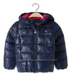 Теплые демзонные курточки на девочек от C&A, рост116, 122, 128. Германия