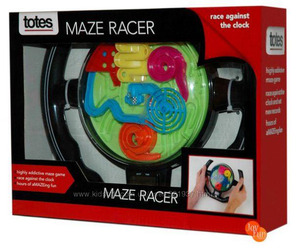 Скоростная головоломка Maze Racer