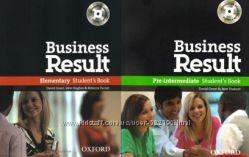 Английский Оксфорд. Business Result. Все уровни. Скидки