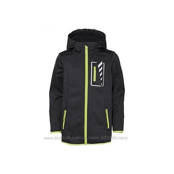 Продам куртку софтшел softshell Crivit 110/116, 134/140