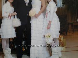 Очень элегантное, нежное и легкое платье цвета айвори