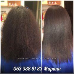 Кератиновое выпрямление и восстановление волос Keratin Research, США