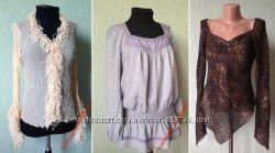 Модная одежда из Европы - блузки - 46-48 р-р
