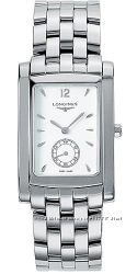 Longines Mens Stainless Steel Dolcevita Watch L5. 655. 4. 16. 6