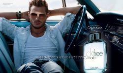 CK Free - современный аромат для мужчин от Calvin Klein