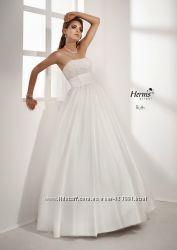 Свадебное платье для утонченных девушек с изысканным вкусом