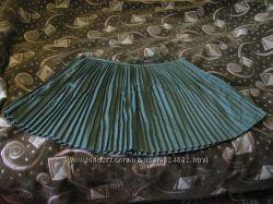 Полуфабрикат плессированной юбки