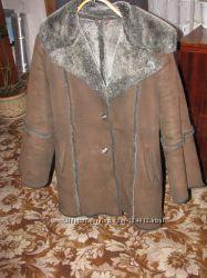 Женское пальто из дубляжа