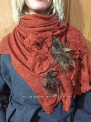 Подарок любимой Шаль -шарф