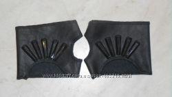 Перчатки-митенки