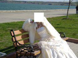Девочки шубка супер Для свадебного торжества.
