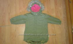 Демисезонная утепленная куртка klitzeklein