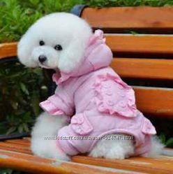 Зимняя одежда для собак. Огромный выбор В наличии.