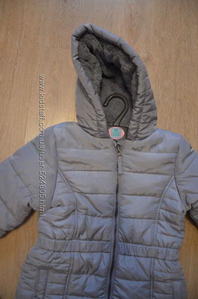 Курточка MARKS&SPENSER на девочку на 5-6 лет