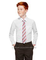 Рубашки с длин. и корот. рукавом на мальчика на 3-6 лет MARKS&SPENSER Англи