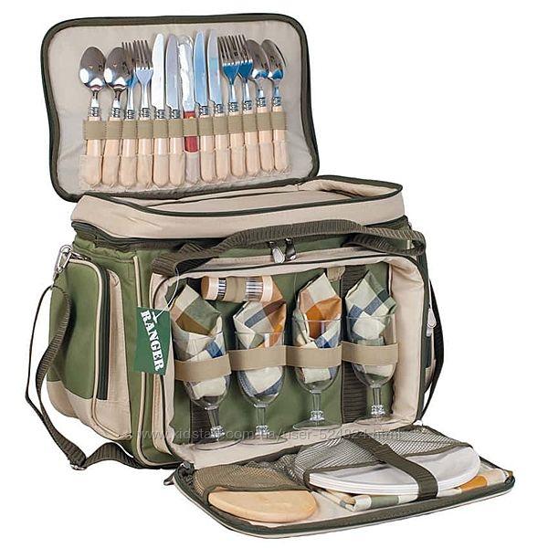 Термо сумка Пикниковый набор Ranger Rhamper HB4-533