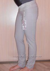 Брюки для беременных, цвет серый, арт. 817