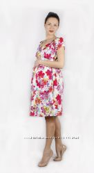 Сарафан для беременных хлопковый, артикул 502