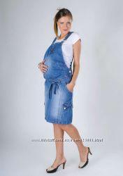 Сарафан для беременных джинсовый от ТМ Р. І. Р.