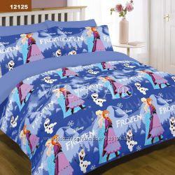 Детское постельные комплекты детские  и подростковые  100хлопок