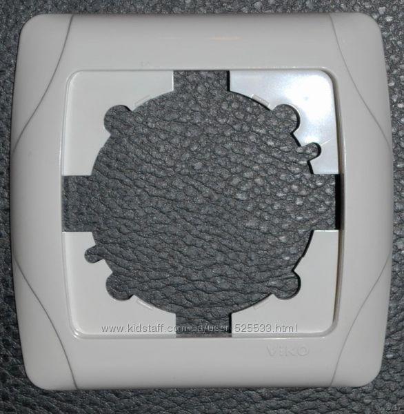 Рамка для розеток и выключателей VIKO-Сarmen