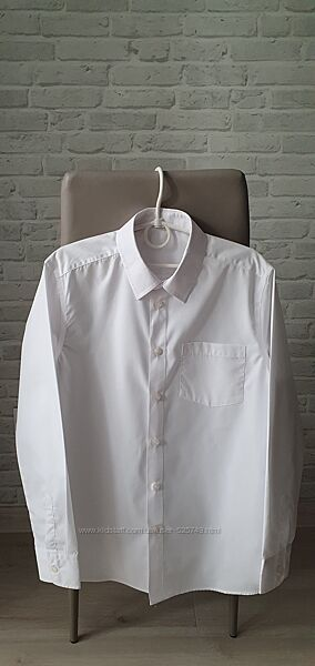 Рубашка TU 11-12л. , 2 раза одета