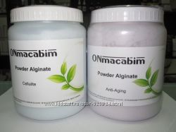 Onmacabim альгинатная маска Anti-age, Problematic Skin, Whitening, Cuperose
