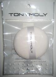 Спонж для пудри Tony Moly Корея