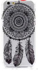 Чехлы для телефона iPhone 5 5S пластик, силикон, искусственная кожа