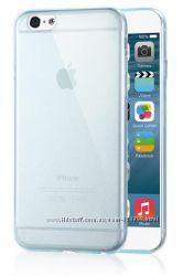 Чехлы для телефона iPhone 6 пластиковые и силиконовые.