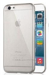 Чехлы для телефона iPhone 6 Plus силиконовые.