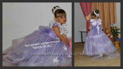 Пошив, продажа детских нарядных платьев