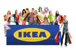 Регулярна доставка товару із ІКЕА для започаткування власного бізнесу.