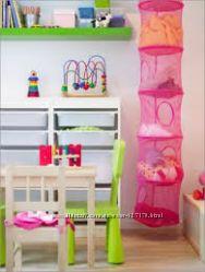 Системи зберігання в дитячій кімнаті