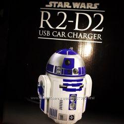 usb-зарядка r2d2