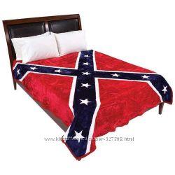 Флисовое покрывало Флаг Конфедерации