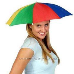 Шляпа-зонт