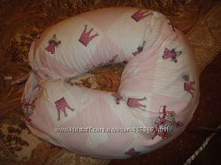 Продам бу подушку для кормления и беременных ТМ Малуша