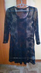 Пляжное платье-туника Miso