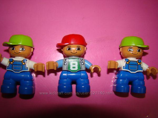 Лего, новые фигурки.