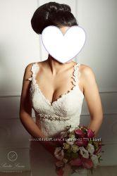 Свадебное платье по модели Enzoani - Diana