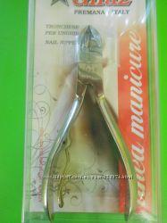 Кусачки для ногтей Gifaz Италия, 10 см, полированные