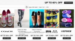 Покупки без границ. Америка. 6пм 6pm. com