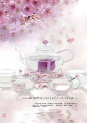 Эксклюзивный набор CHICAO для чайной церемонии, ручная работа